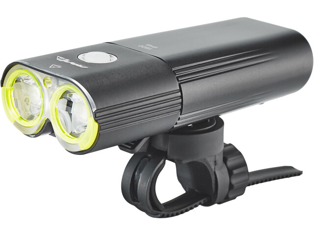 Red Cycling Products PRO Beamer 1600 Fietsverlichting zwart